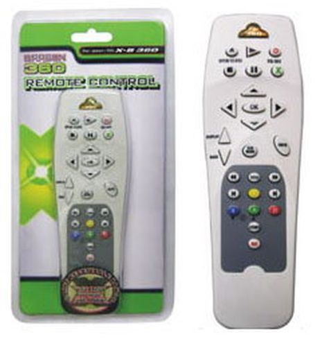 TELECOMANDO MULTIMEDIALE REMOTE CONTROL PLAYER DRAGON PER XBOX 360