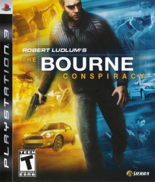 The Bourne Conspiracy per PS3