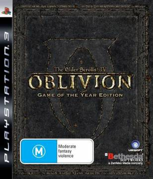 The Elder Scrolls IV Oblivion per PS3