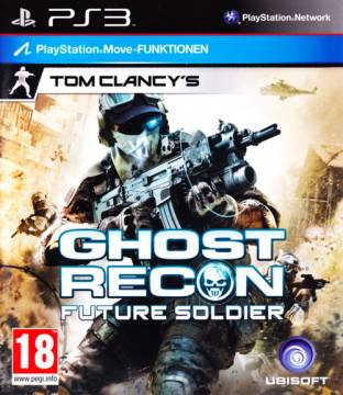 Tom Clancy's Ghost Recon Future Soldier per PS3