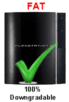 Tutte le PS3 Fat diventano modificabili!