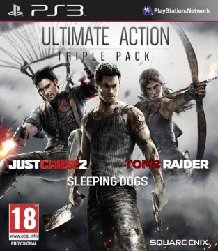 Ultimate Action Triple Pack per PS3