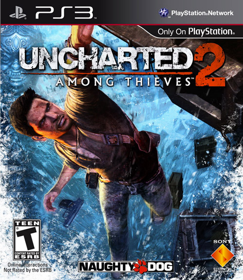 Uncharted 2 per PS3