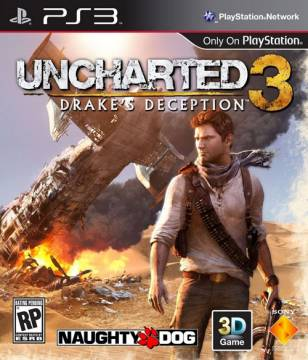 Uncharted 3 per PS3