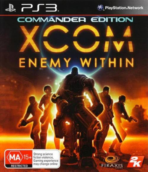 Xcom Enemy Whitin per PS3