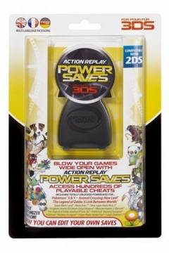 action replay powersaves cartuccia trucchi include pokemon per 3ds - 2ds