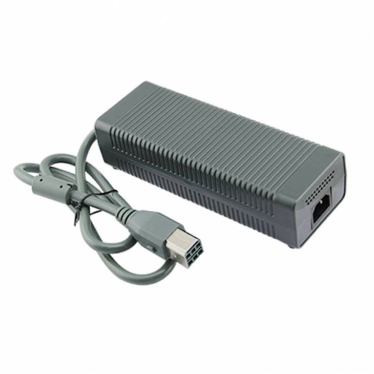 alimentatore power supply 220V 203w compatibile per xbox 360 fat