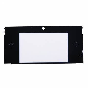 cover plastica faceplate SCHERMO DISPLAY LCD SUPERIORE PER NINTENDO 3DS