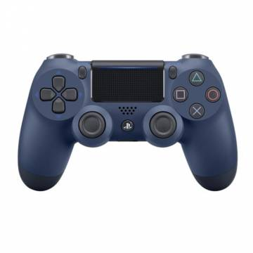 dual shock 4 wireless controller ps4 blu Midnight Blue sony V2