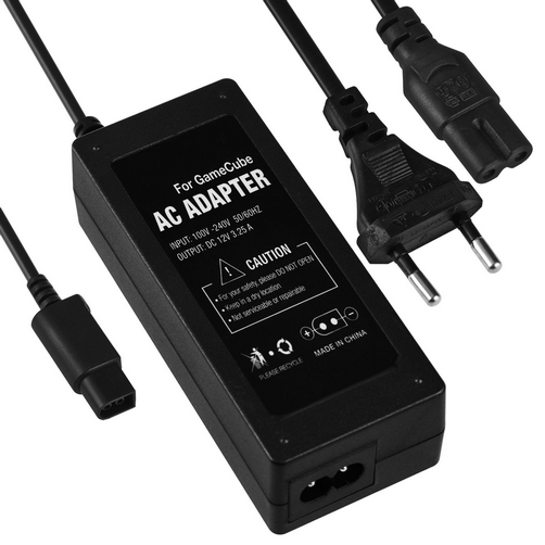 gamecube alimentatore console AC Power Adapter