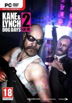 pc gioco kane e lynch 2 dog days limited edition import usato come nuovo