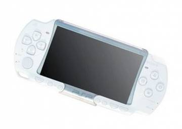 psp 2000 / 3000 screen protector mask dragon
