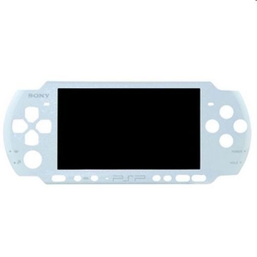 psp 3000 cover originale sony bianca