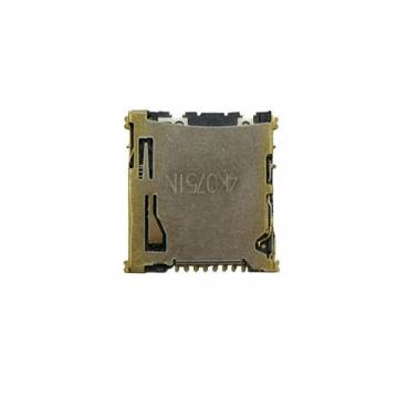 scheda sd card slot socket di ricambio per nintendo new 2ds XL