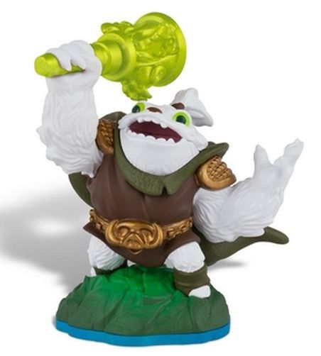 skylanders swap force personaggio zoo lou